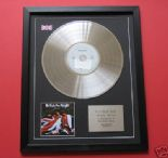 THE WHO - The Kids Are Alright CD / PLATINUM LP DISC